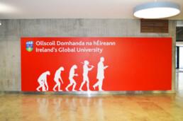 UCD Wall Mural