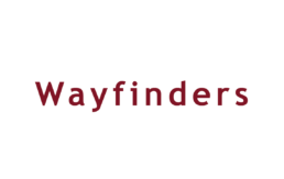 Wayfinders White Logo