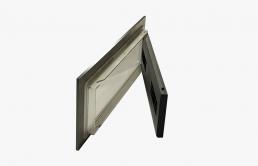 Paper flexible internal door sign