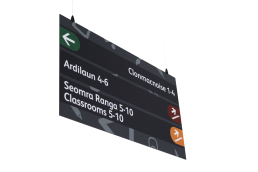 Scoil Assaim Suspended Transparent Background