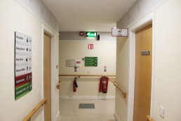 Moycullen Nursing Home Internal Signage
