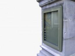 Ballina Arts Centre External Cabinet