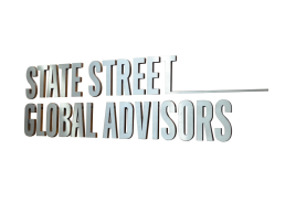 State Street Global Advisors lettering