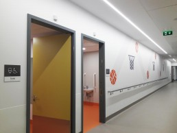 NRH Wall Signs & Basketball Wall Graphics